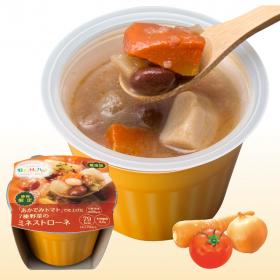 「野菜を食べるレンジカップスープ5種詰め合せセット (株式会社モンマルシェ)」の商品画像の2枚目