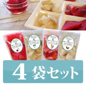 「静岡こだわり野菜ピクルス 4種×1袋(株式会社モンマルシェ)」の商品画像