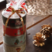ツナ缶×クリスマスパッケージの商品画像