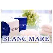 「ホワイトクレイソープ「ブランマーレ」(株式会社すこや)」の商品画像