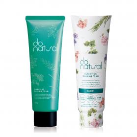 「【do natural】クラリファイング ウォッシング フォーム〈洗顔料〉(ジャパンオーガニック株式会社)」の商品画像