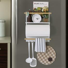 「コストコ キッチンペーパー対応 キッチンペーパーホルダー 北欧風収納ラック(FavoriteStyle(フェイバリットスタイル))」の商品画像