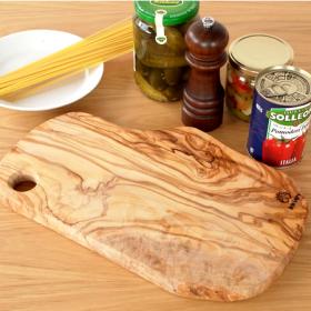 ナチュラルカッティングボード オリーブ イタリア製 Arte Legnoの商品画像