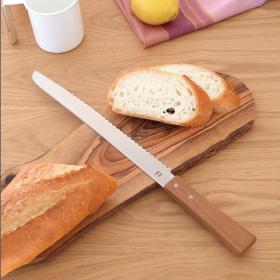 「パン切りナイフ ブレッドナイフ morinoki 志津刃物(FavoriteStyle(フェイバリットスタイル))」の商品画像