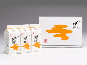 「だし醤油3ケセット(鎌田商事株式会社)」の商品画像の2枚目