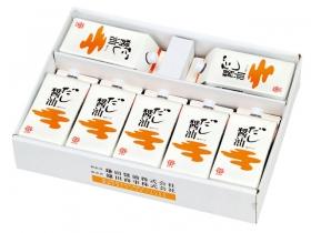 「だし醤油 7ヶ入 (200ml)(鎌田商事株式会社)」の商品画像