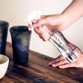 ドウム非化学洗浄水株式会社の取り扱い商品「【除菌・洗浄スプレー】SHUPPA マルチタイプ320ml」の画像