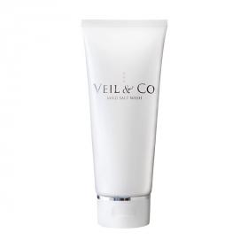 株式会社黎明の取り扱い商品「【VEIL&Co】マイルドソルトウォッシュ(洗顔料) 150g」の画像