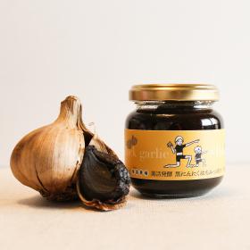 美活発酵黒にんにく はちみつ漬け 140gの商品画像