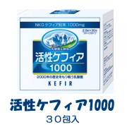「活性ケフィア1000 30包入(大木製薬株式会社)」の商品画像