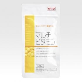 「マルチビタミン(120粒入)(株式会社毛髪クリニックリーブ21)」の商品画像