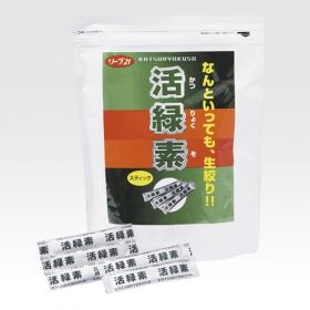 「活緑素<スティックタイプ>(3g×90包)(株式会社毛髪クリニックリーブ21)」の商品画像