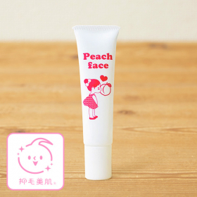 有限会社テレサの取り扱い商品「Peach face(ピーチ・フェイス)」の画像