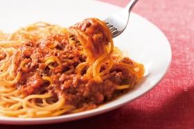 「生スパゲティ&ボロネーゼソースセット(株式会社ポポラマーマ)」の商品画像