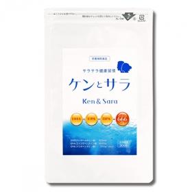 「ケンとサラ(株式会社マキノ)」の商品画像