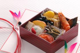 株式会社かば田食品の取り扱い商品「お試しおせち」の画像