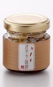 「唐辛子みそ(株式会社かば田食品)」の商品画像