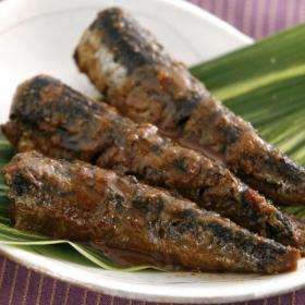 【豊前・小倉の郷土料理】いわしの糠炊き『たべぬか』 5尾の商品画像