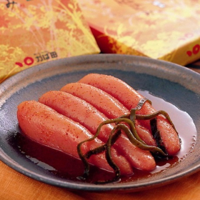 株式会社かば田食品の取り扱い商品「昆布漬辛子めんたい『秋仕込み』」の画像