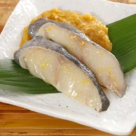 「銀だらの西京漬 一枚(株式会社かば田食品)」の商品画像