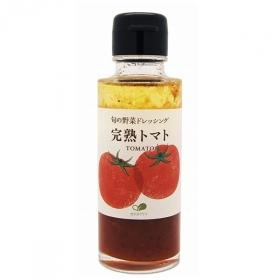 「完熟トマトドレッシング(株式会社かば田食品)」の商品画像