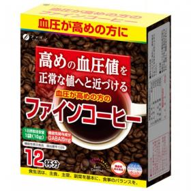 「血圧が高めの方のファインコーヒー(株式会社ファイン)」の商品画像