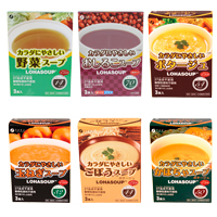 「【LOHASOUP】カラダにやさしいスープ(株式会社ファイン)」の商品画像