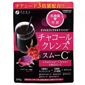 ファインスーパーフード チャコールクレンズスムーCの商品画像