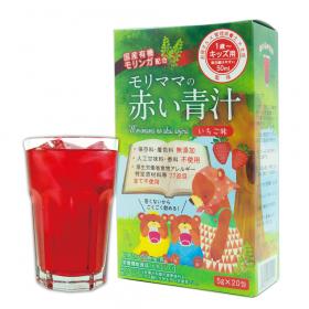 マイナチュラ株式会社の取り扱い商品「モリママの赤い青汁」の画像