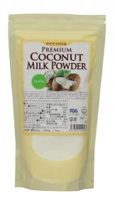 エクーア プレミアム ココナッツミルクパウダーの商品画像
