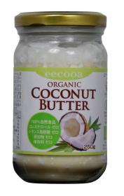 エクーア ココナッツバター 250gの商品画像
