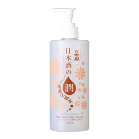 日本酒のたっぷり保湿化粧水の商品画像