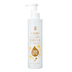 日本酒のたっぷり保湿ジェルの商品画像