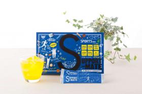株式会社むすびの取り扱い商品「サポートメイト スポーツver.【レモン風味】」の画像