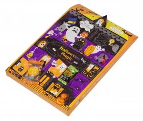 「ハロウィンマジック 25個入★ハロウィンパーティにぴったりスイーツ★(株式会社メリーチョコレートカムパニー)」の商品画像