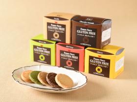 「グルテンフリークッキー(株式会社コロンバン)」の商品画像