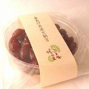 「釜あげ丹波大納言70g(和菓子と甘味 茶丈藤村 sajo-towson)」の商品画像