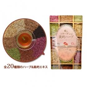 桃とコラーゲンの美的ハーブの商品画像