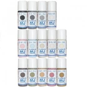 70g・タッチアップペンタイプ【カラー目地塗料】MJカラー(刷毛付き容器)の商品画像