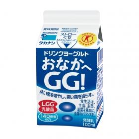 ドリンクヨーグルト おなかへGG!の商品画像