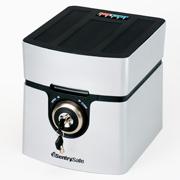 耐火・防水 USBポート付 メディア保管庫の商品画像