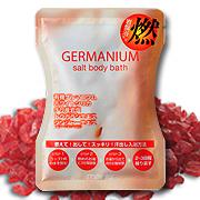 「マニス ゲルマソルトバスR (ジンジャーの香り)(株式会社クリオス)」の商品画像