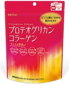 プロテオグリカンコラーゲンの口コミ(クチコミ)情報の商品写真