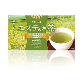 【エステのお抹茶】厳選植物成分が女性の悩みをサポート!ダイエットサポート茶の商品画像
