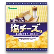塩チーズ味の商品画像