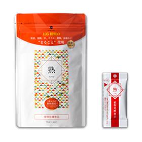 ペースト状植物発酵エキス【熟 -JUKU-】3g x 31包の商品画像