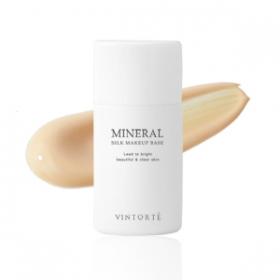 「ミネラルシルクメイクアップベース(VINTORTE(ヴァントルテ))」の商品画像