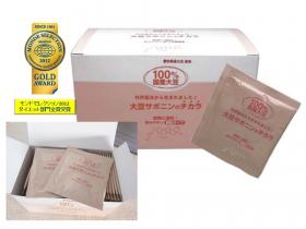 大豆サポニンのチカラ 30包分包タイプの商品画像