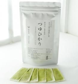 ティーバッグなのに驚きのおいしさ!静岡県菊川深蒸し茶 最高級一番茶つゆひかりの商品画像
