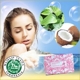 「ハホニコバリ ココナッツ石鹸(株式会社ハホニコ)」の商品画像